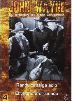 John Wayne Nº 4. Colección [DVD]