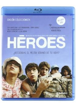 HEROES (BLU-RAY)