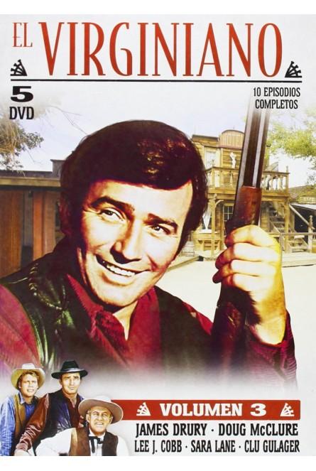 EL VIRGINIANO VOL 3 (DVD)