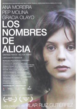 Los Nombres De Alicia [DVD]