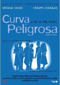 CURVA PELIGROSA (DVD)