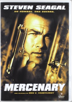 Mercenary (S.Seagal) [DVD]