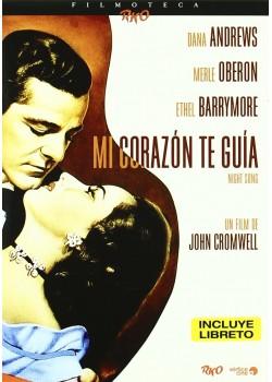 MI CORAZON TE GUIA (DVD)