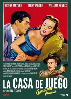 LA CASA DE JUEGO (DVD)