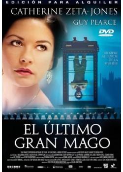 EL ULTIMO GRAN MAGO (DVD)