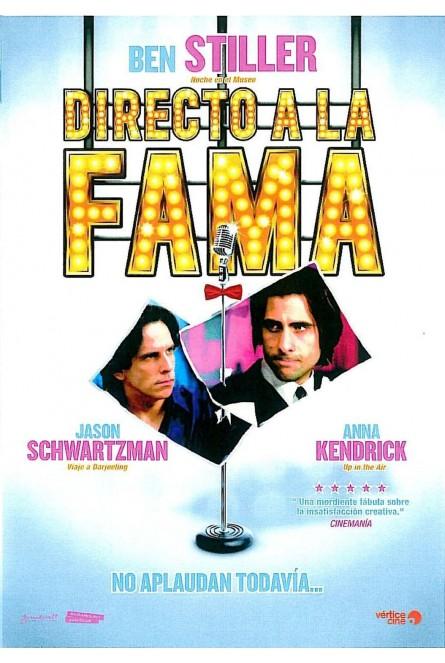 DIRECTO A LA FAMA (DVD)