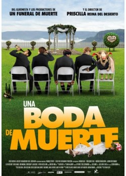 UNA BODA DE MUERTE (BLU-RAY)