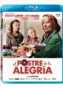 EL POSTRE DE LA ALEGRIA (BLU-RAY)