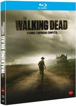 THE WALKING DEAD: SEGUNDA TEMPORADA COMPLETA (BLU-RAY)