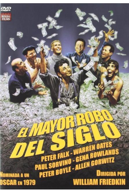 EL MAYOR ROBO DEL SIGLO (DVD)