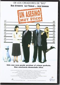 UN ASESINO MUY ETICO (DVD)
