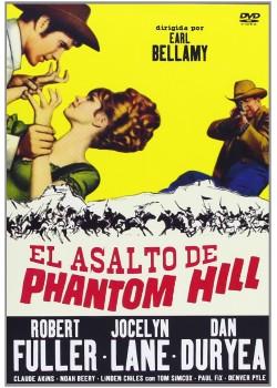 EL ASALTO DE PHANTOM HILL (DVD)