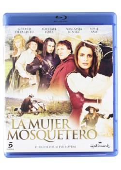 LA MUJER MOSQUETERO (BLU-RAY)