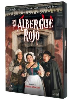 EL ALBERGUE ROJO (DVD)