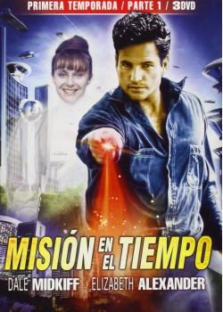 MISION EN EL TIEMPO: TEMPORADA 1 PARTE 1 (DVD)