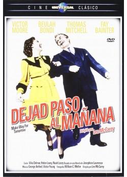 Dejad Paso Al Mañana [DVD]