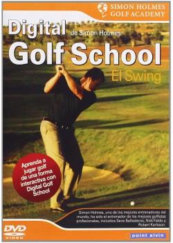 Digital golf school: El swing [DVD]