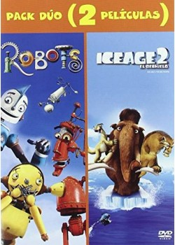 ROBOTS+ICE AGE 2: EL DESHIELO (DVD)