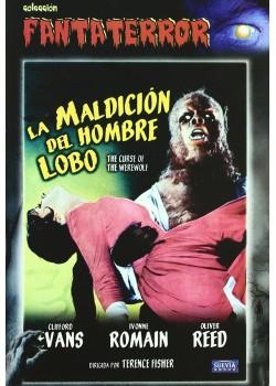 La Maldición Del Hombre Lobo - Colección Fantaterror [DVD]