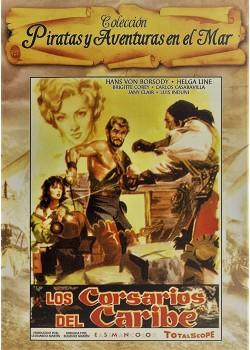 Los Corsarios del Caribe [DVD]