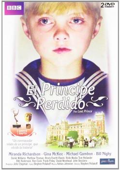 EL PRINCIPE PERDIDO (DVD)