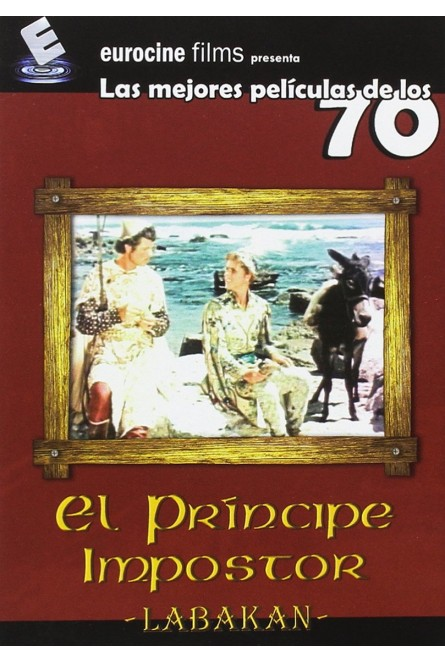 EL PRINCIPE IMPOSTOR (DVD)