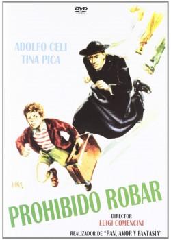 PROHIBIDO ROBAR (DVD)