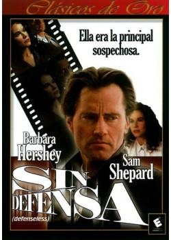 Sin Defensa [DVD]