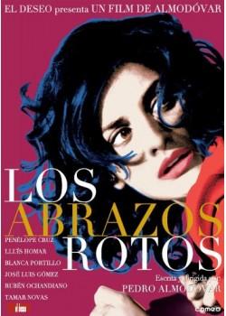 LOS ABRAZOS ROTOS (DVD)