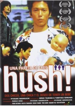 UNA PAREJA DE TRES (HUSH!) (DVD)