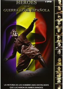 HEROES DE LA GUERRA CIVIL ESPAÑOLA (DVD)