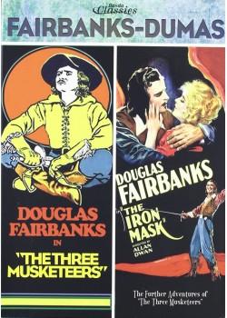 DOUGLAS FAIRBANKS-DUMAS: BANDA CLASSICS (LOS TRES MOSQUETEROS + T