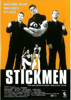 StickMen [DVD]