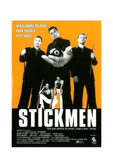 StickMen [DVD]