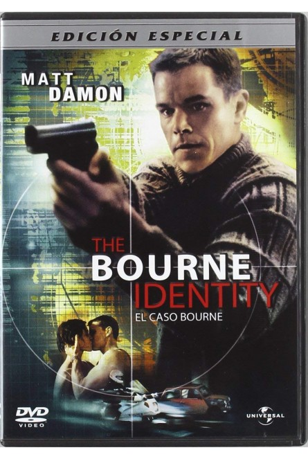THE BOURNE IDENTITY (EL CASO BOURNE): EDICION ESPECIAL