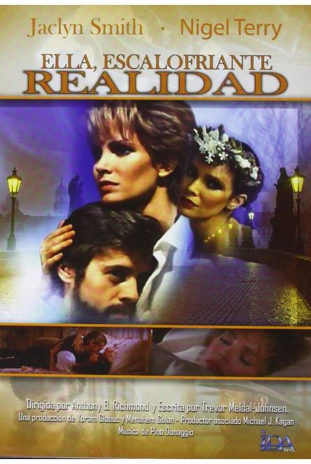 Ella Escalofriante Realidad [DVD]