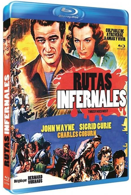 RUTAS INFERNALES (BLU-RAY)