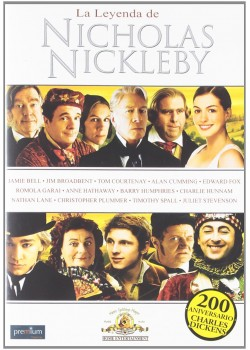LA LEYENDA DE NICHOLAS NICKLEBY (DVD)
