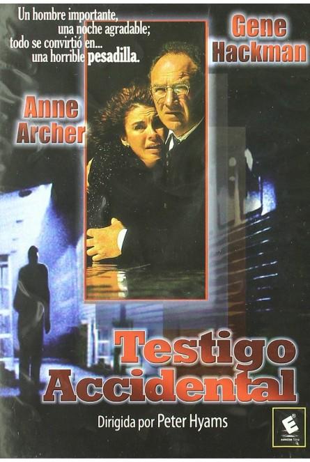 Testigo Accidental  [DVD]