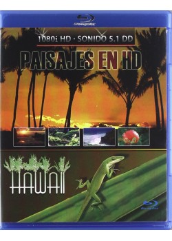 PAISAJES EN HD: HAWAII (BLU-RAY)