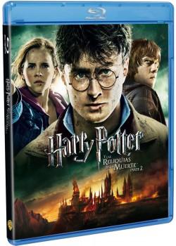 Harry Potter Y Las Reliquias De La Muerte - Parte 2 [Blu-ray]