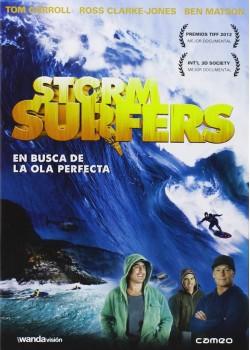 STORM SURFERS (DVD)
