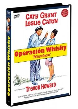 OPERACIÓN WHISKY (DVD)