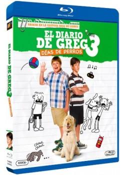 EL DIARIO DE GREG 3: DIAS DE PERROS (BLU-RAY)