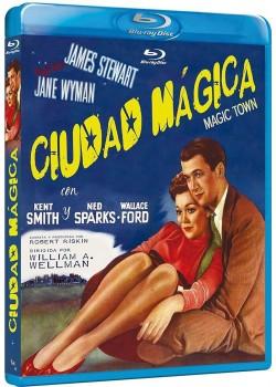 CIUDAD MAGICA (BLU-RAY)