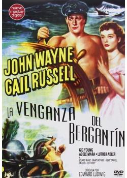 LA VENGANZA DEL BERGANTÍN Wake of the Red Witch (DVD)