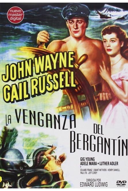 LA VENGANZA DEL BERGANTÍN (DVD)