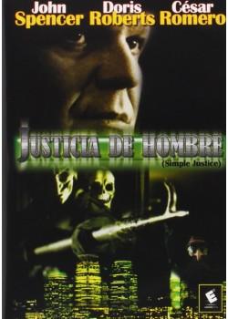Justicia de Hombre [DVD]