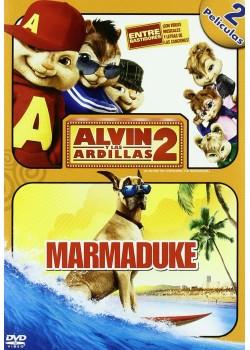 MARMADUKE + ALVIN 2 (DVD)