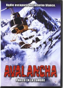 Avalancha [DVD]
